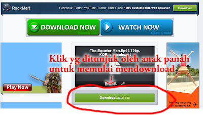 Tutorial mendownload di Mediafire