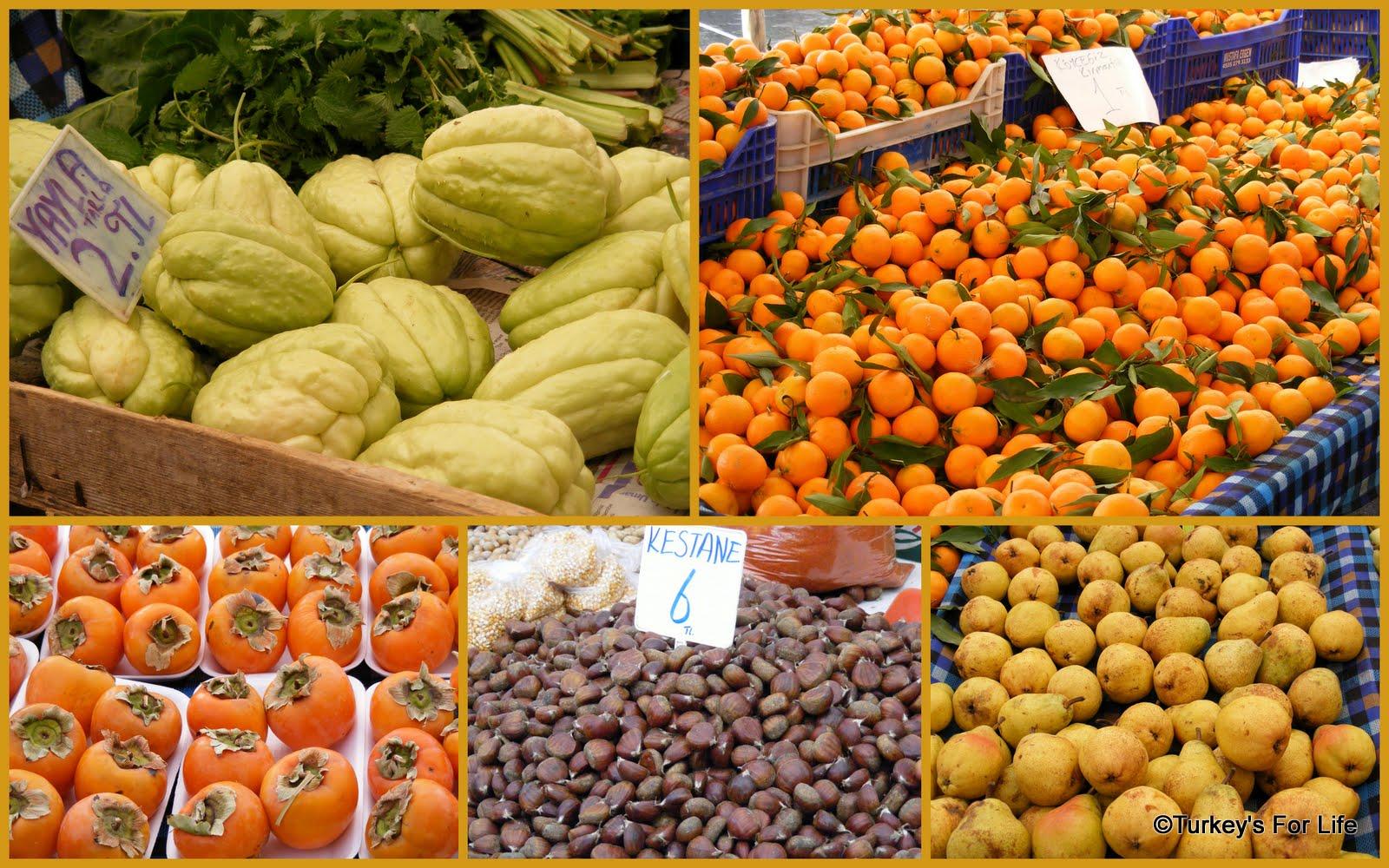 fethiye market winter seasonal food turkey 39 s for life
