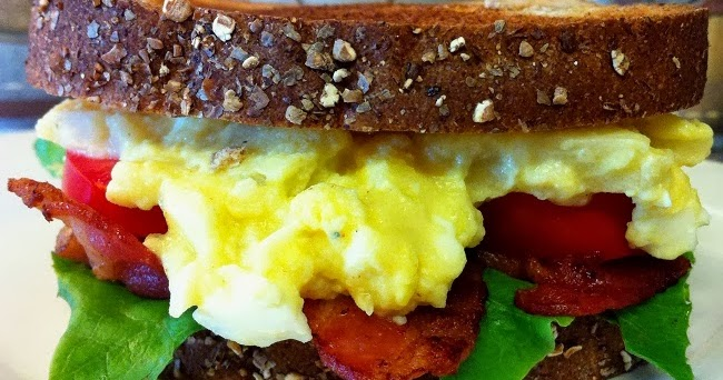 Dani 39 S Recipe Creations Deviled Egg Potato Salad Blt