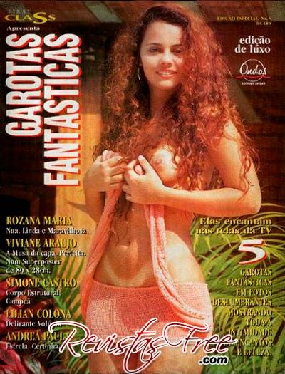 Revista First Class - Viviane Araújo