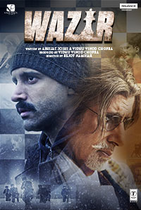 Watch Wazir (2016) DVDRip Hindi Full Movie Watch Online Free Download