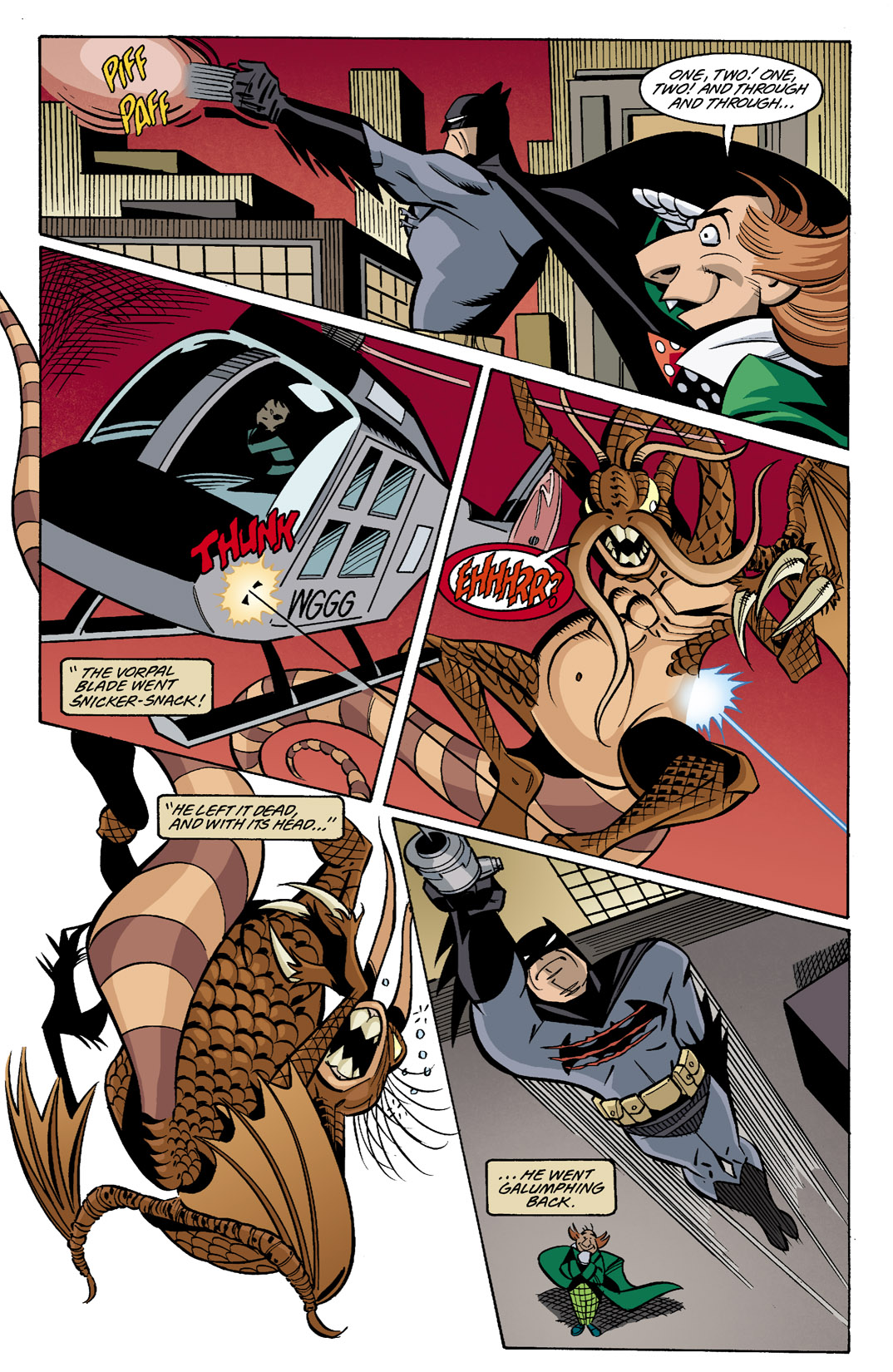 Detective Comics (1937) Issue #787 Page 20