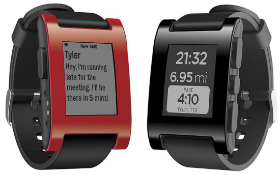 Pebble - Smart Watch for Select Apple