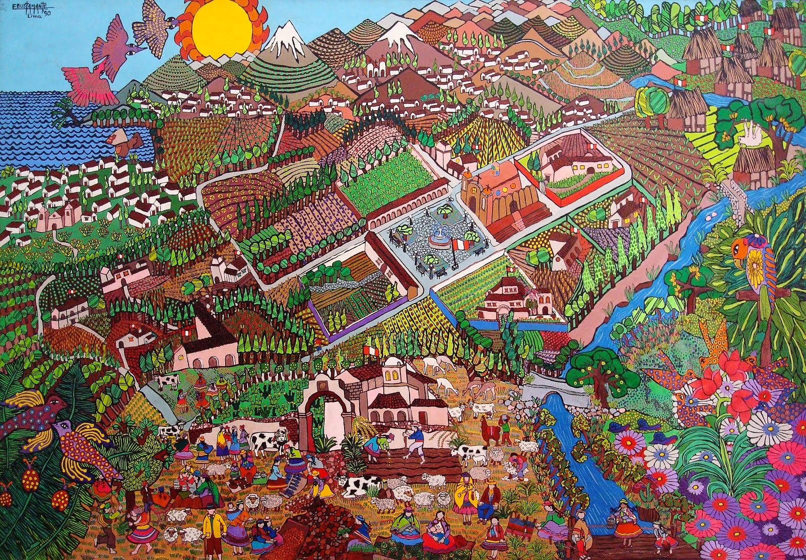 REGIONES DE  MI PERU