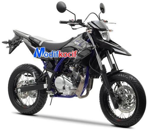 Gambar Modifikasi Motor Yamaha Trail Vixion 2017