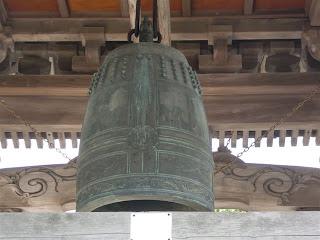 光明寺:梵鐘