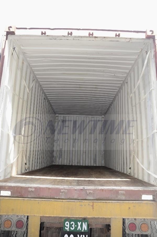 貨櫃綑綁帶