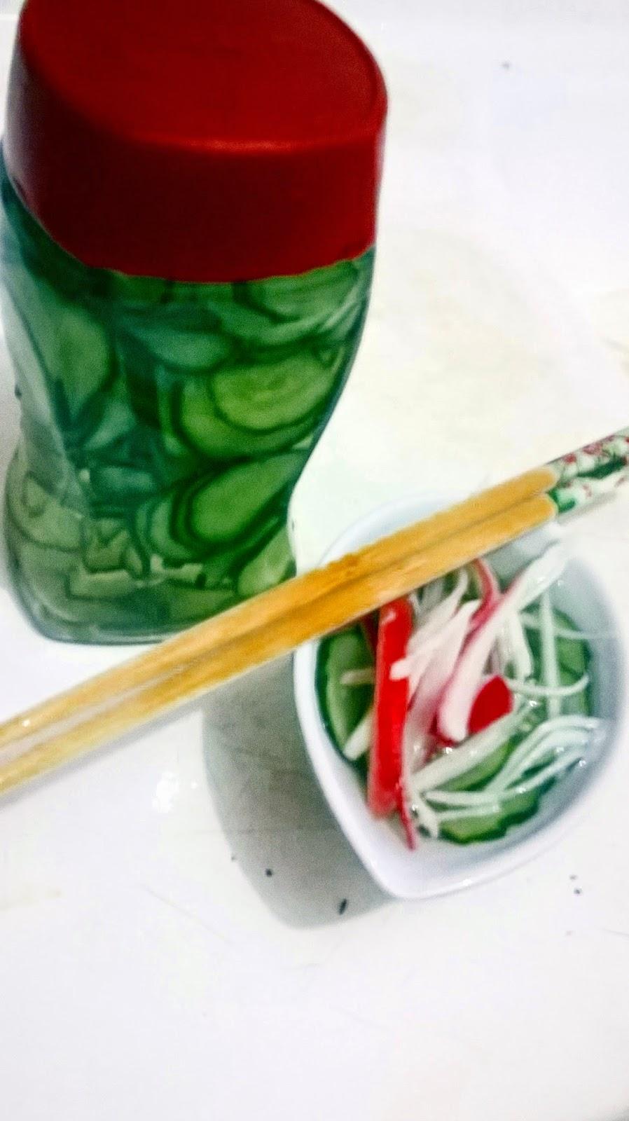 No Blog Mineira sem Freio você aprende a preparar Sunomono