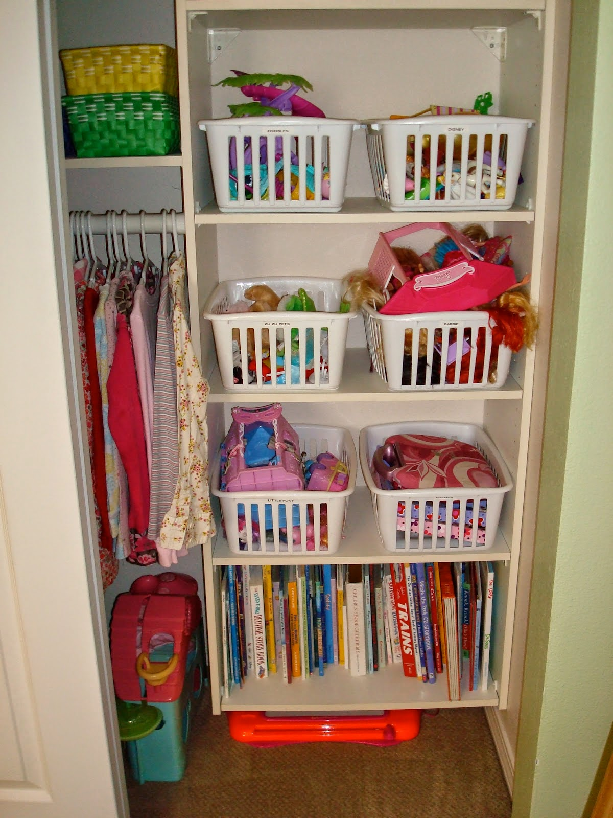 Kids Toy Closet Organizer Modren For Interior Minimalist Rooms Inside