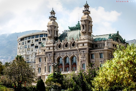Place - Grand Casino de Monaco, Paul Klensch