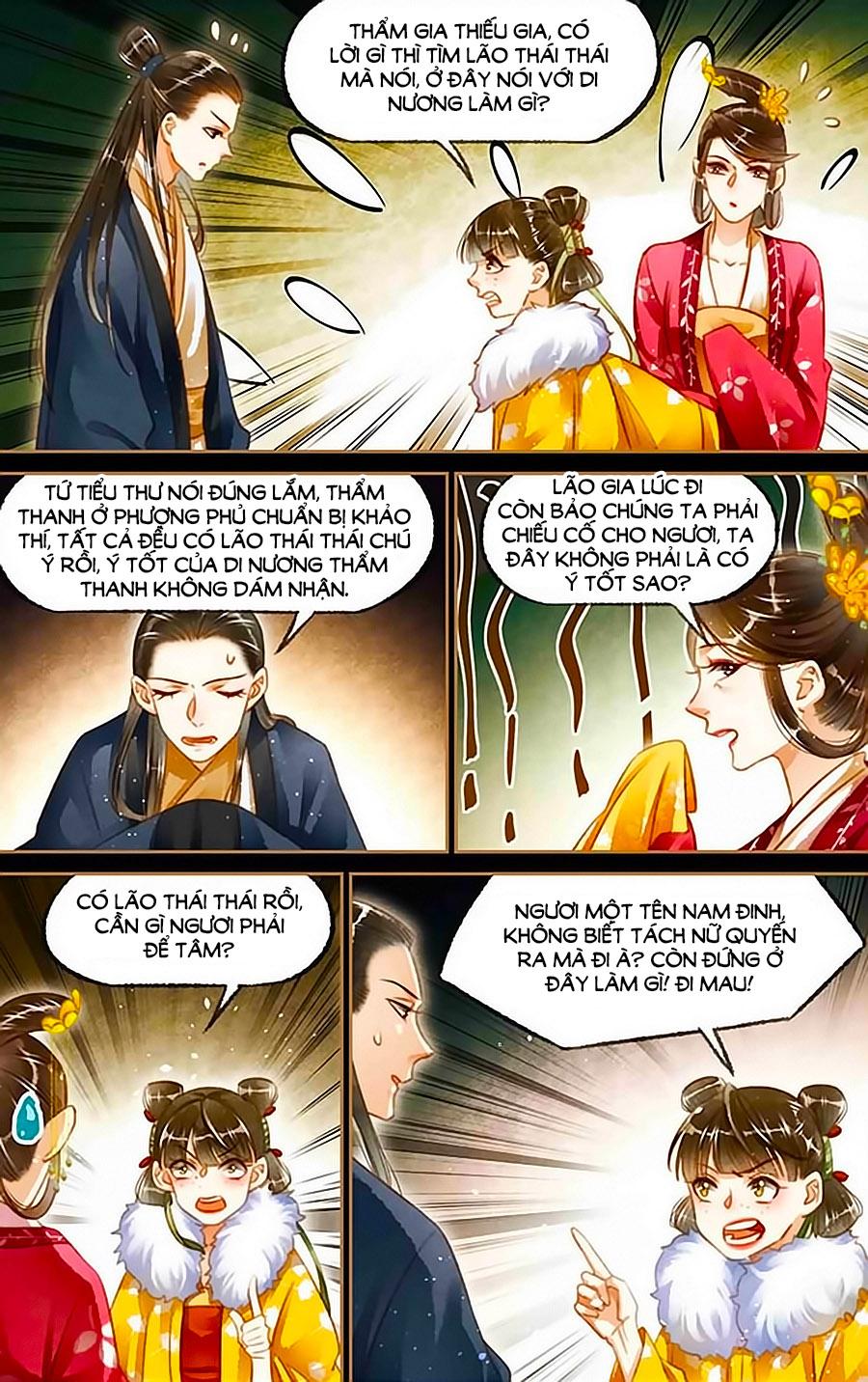 Thần Y Đích Nữ – Chap 112