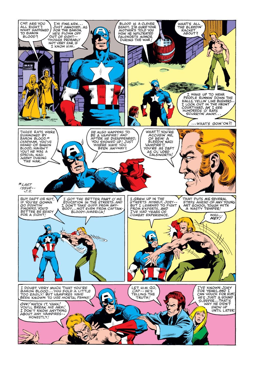 Captain America (1968) Issue #254 #169 - English 7
