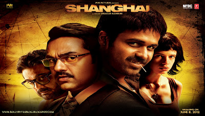 Shanghai HQ Wallpapers | Starring Abhay Deol | Emraan Hashmi | Kalki Koechlin