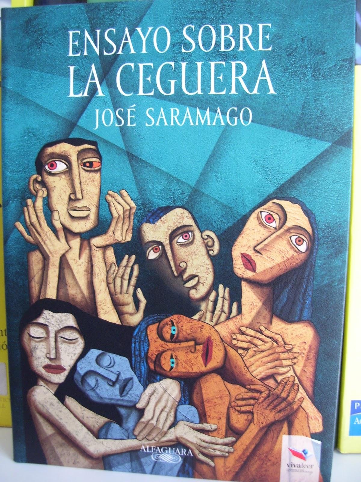 Elige un libro rese a n 1 ensayo sobre la ceguera for Ensayo sobre la ceguera