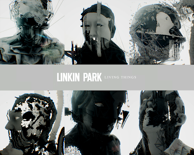 Linkin Park Living Things Album Art 2012