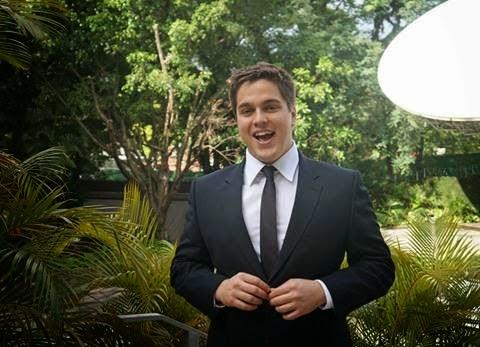 CQC novo repórter Lucas Salles