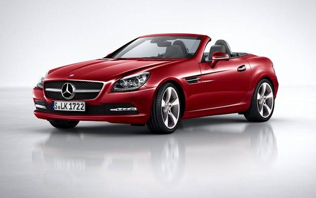 Novo Mercedes SLK 2016