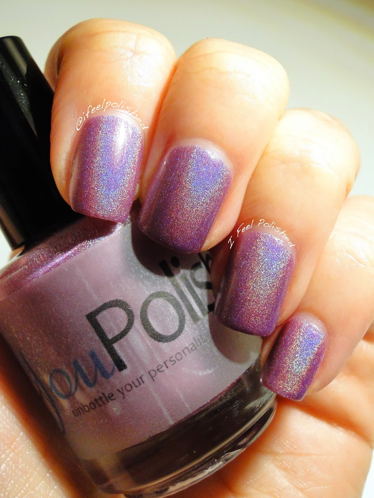 You Polish Radiant Orchid