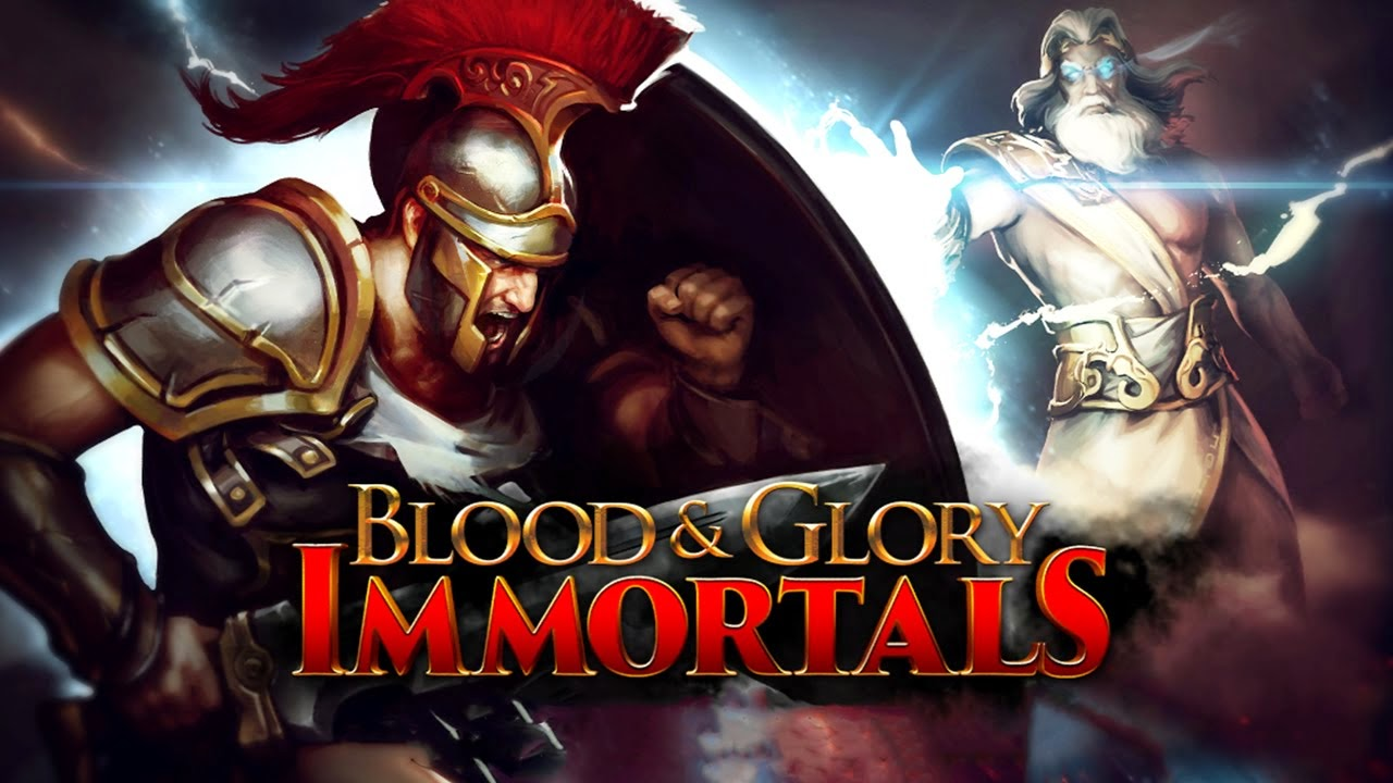 Blood and Glory Immortals v1.0.0 Apk Data