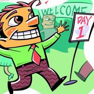 Tips hari pertama bekerja di kantor setelah melamar pekerjaan