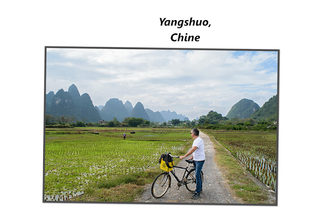 Yangshuo en Chine