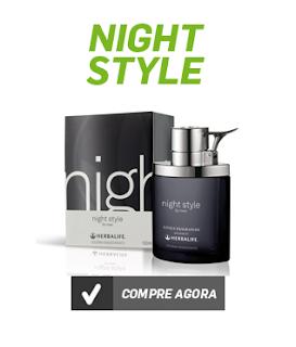 Perfume Night Style Herbalife