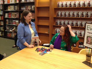 chatting with Patricia Briggs