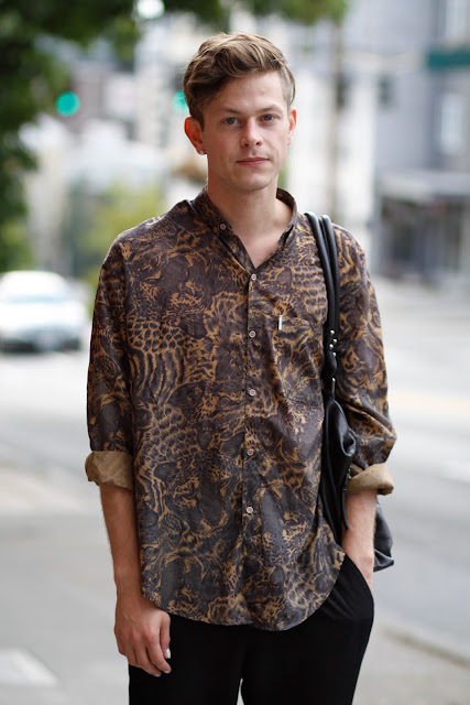 Seattle Street Style It's My Darlin Mike Hadreas Perfume Genius