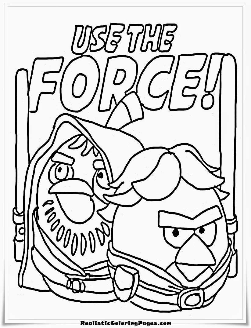 wars angry birds coloring pages  28 images  angry birds wars