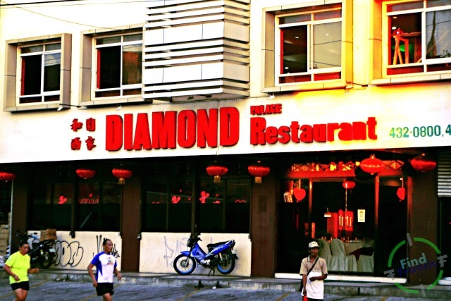 Diamond Palace Restaurant in Bacolod City