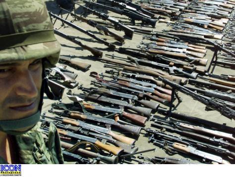 Γερμανοί για τα όπλα που μας πουλούσαν