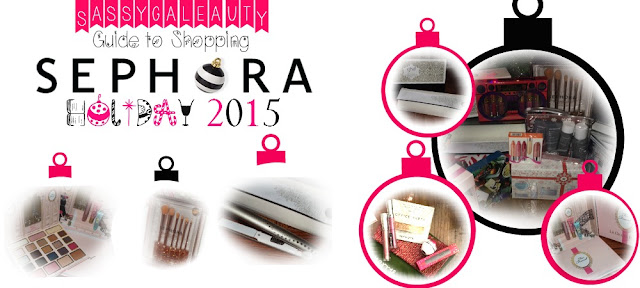 Sephora: Holiday 2015