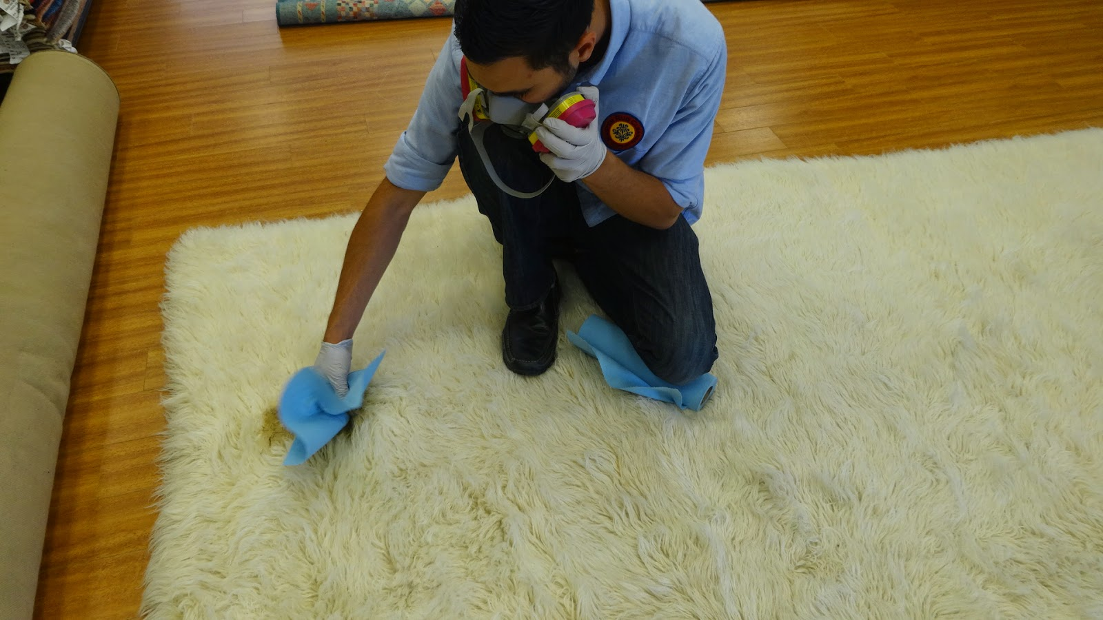 How to clean a flokati rug - Flokati Rugs Need A Little More Care And Maintenance Specially If You Have Pets They Get Dirty Very Easily And Their Cleaning Is Not Something You Can Take