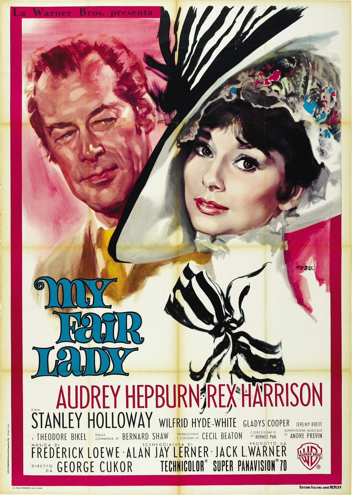 My Fair Lady (Mi Bella Dama) (1964)