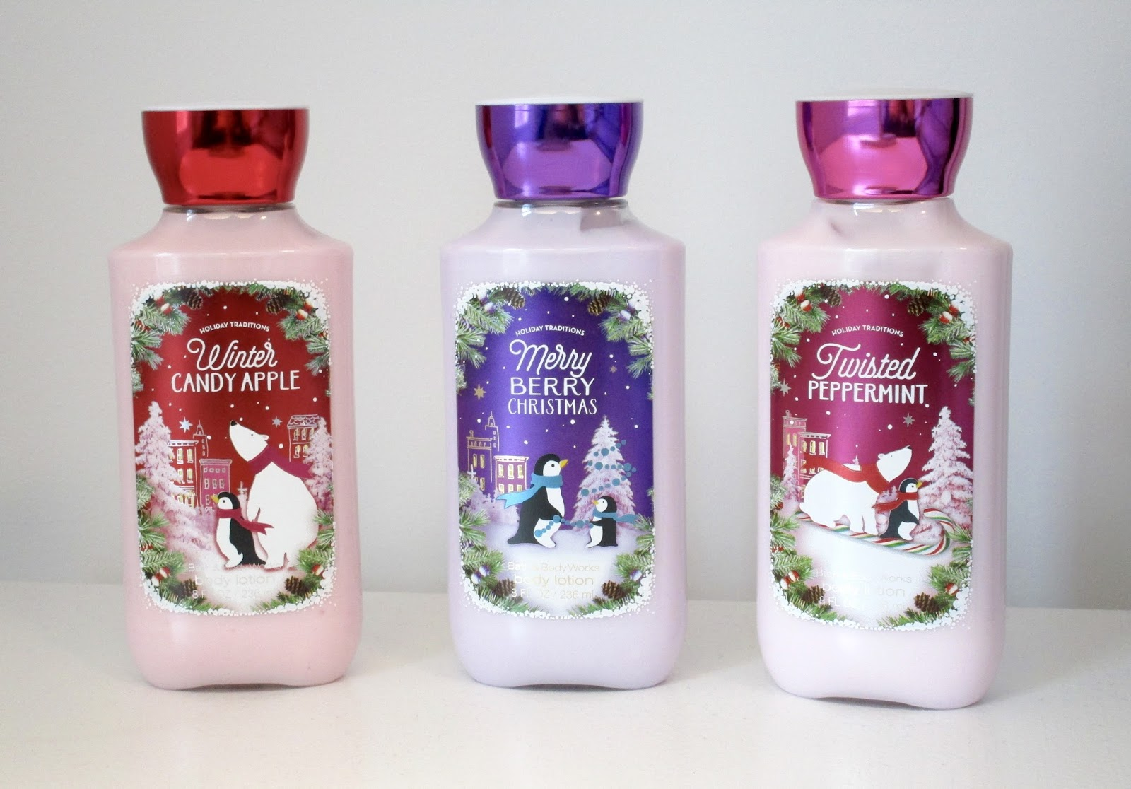 Alibrille bath body works christmas collection for Bathroom body works