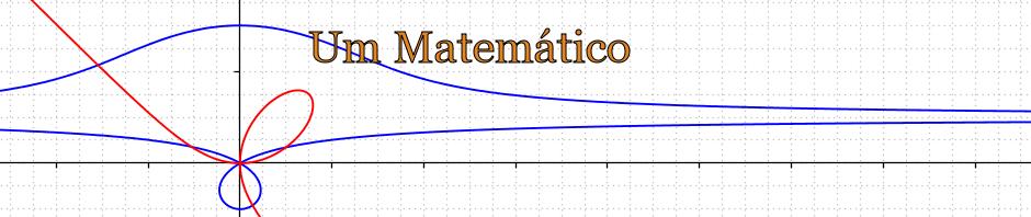 Um Matemático