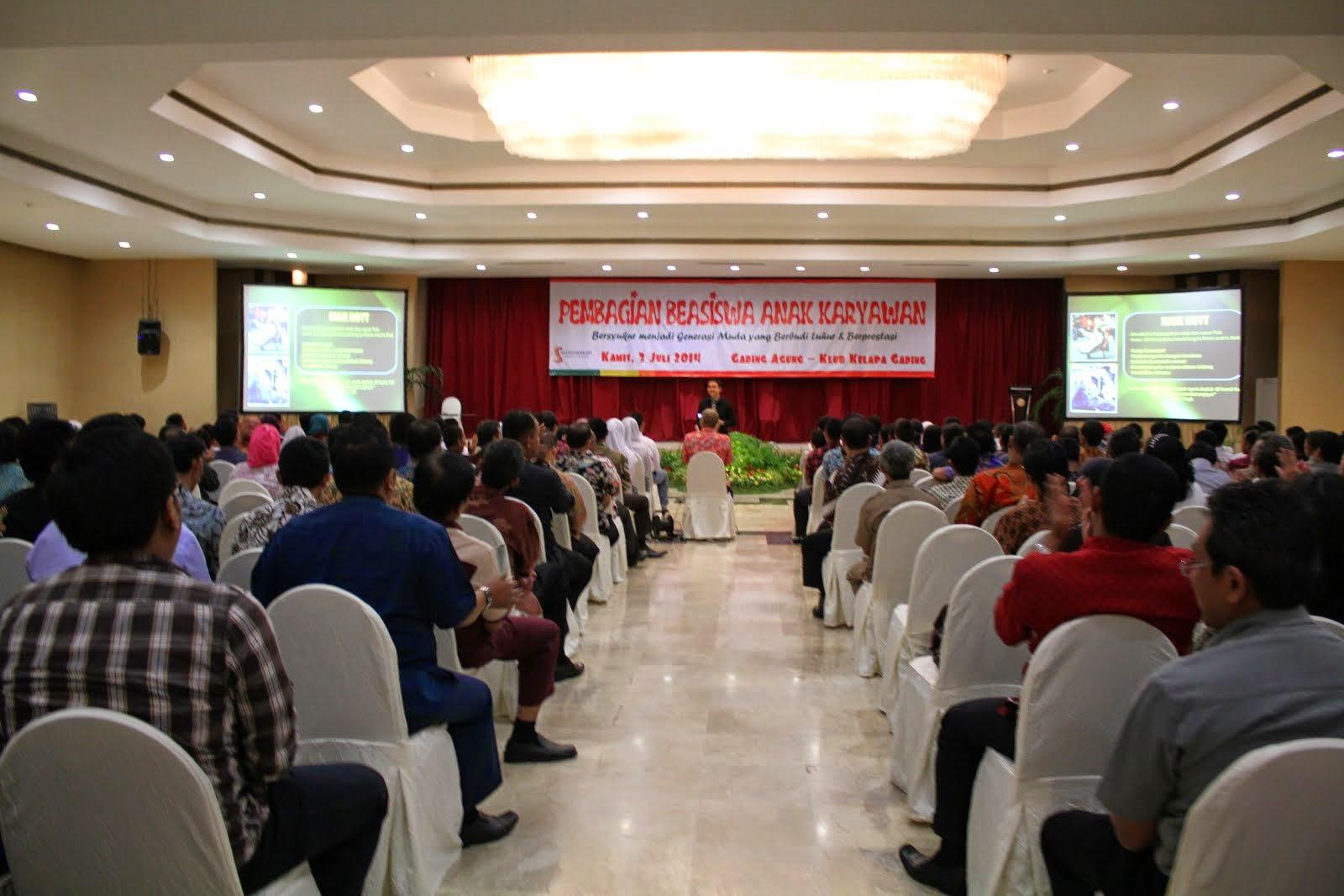 Seminar PT. Summarecon Agung