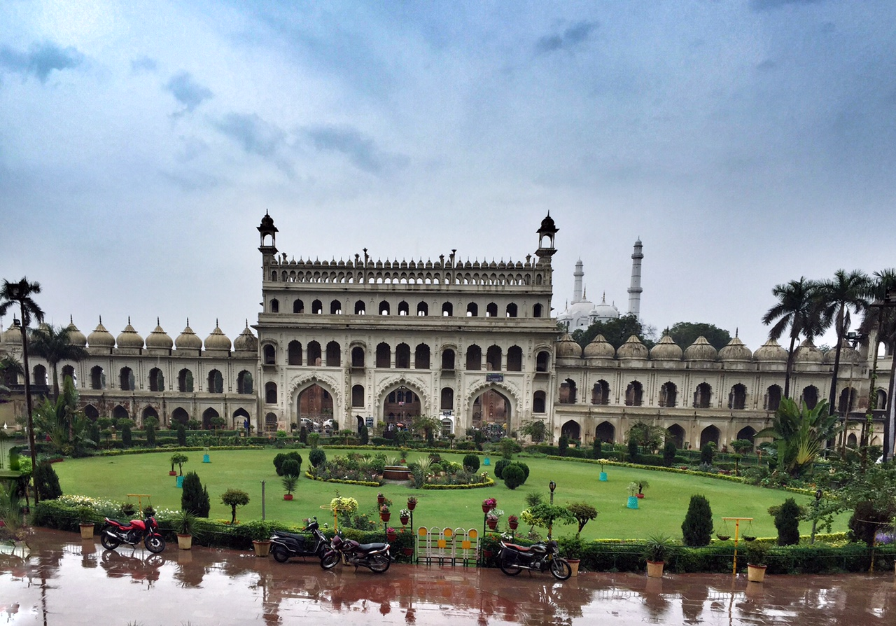 lucknow travel beautiful places
