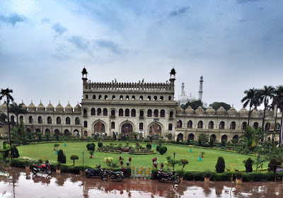 Beautiful Place in lucknow