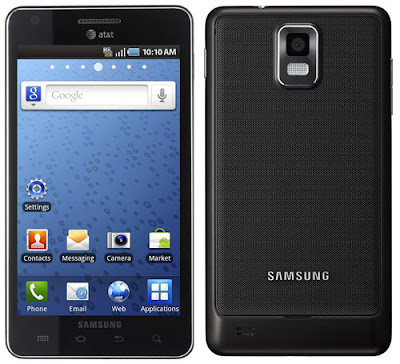 Samsung Infuse 4G,Top 5 Samsung  Smartphones  Android