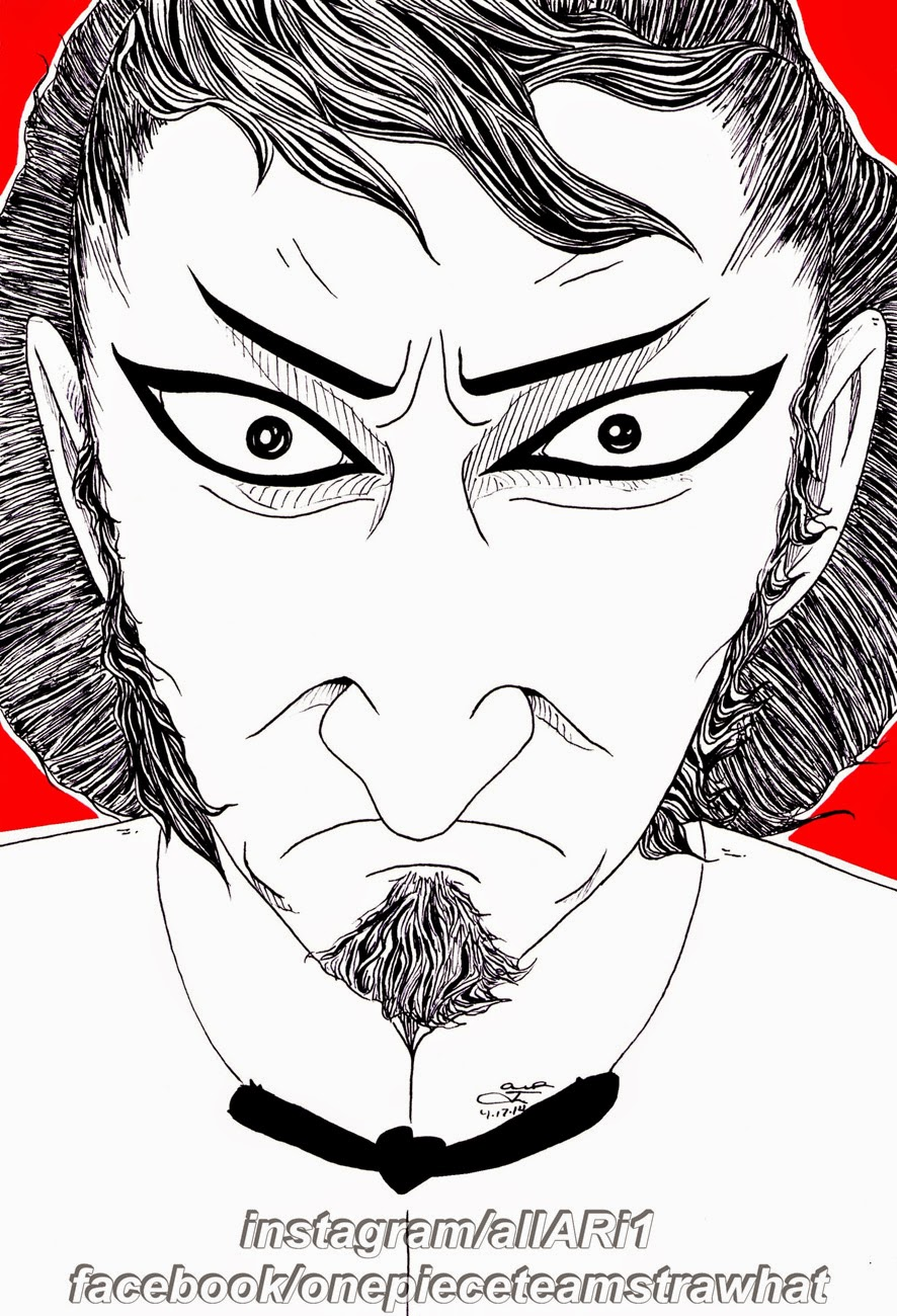 One Piece Chapter 748: Báo ơn 017