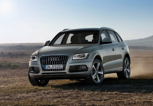1 of 6 - 2013 Audi Q5 Front Pictures