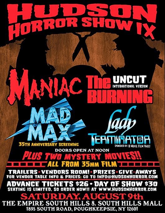 Hudson Horror Show IX!!!