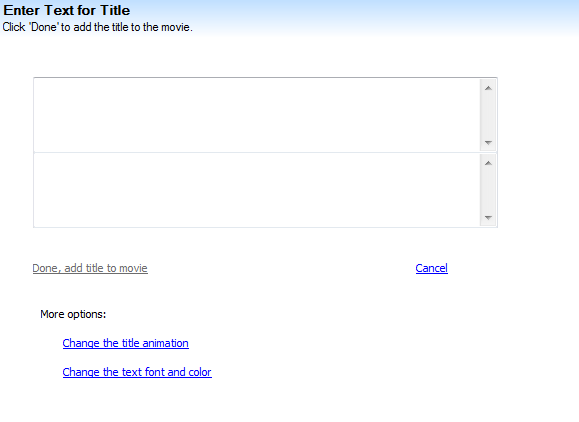 cara menggunakan movie maker windows 7