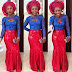 Aso Ebi Styles - Beautiful Lace Styles For Traditional Wedding