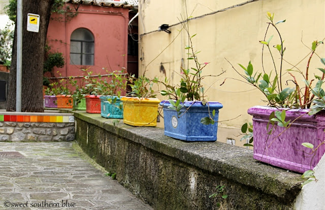 POSITANO, ITALY - SOUTHERN BLUE TRAVELER