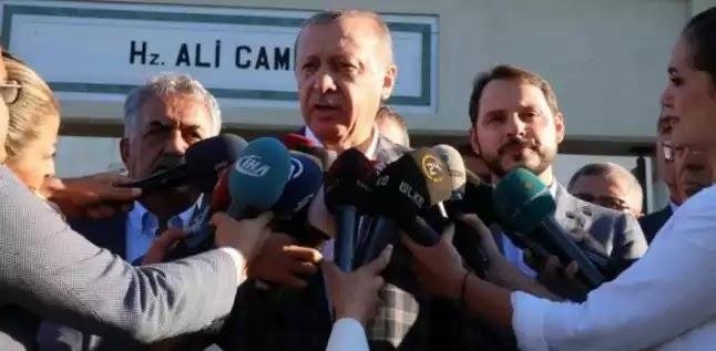 Μετά τον Κιμ παίρνει σειρά ο Ερντογάν: «Οι ΗΠΑ στηρίζουν τρομοκράτες»