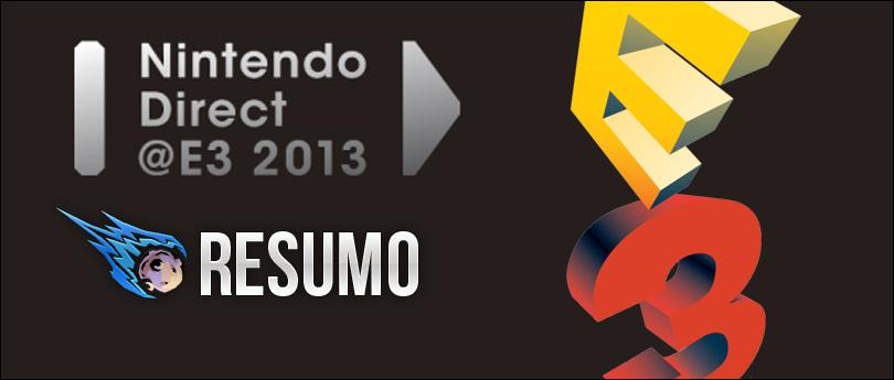 E3 2013 [11-13 Junho] - Page 2 Nintendo