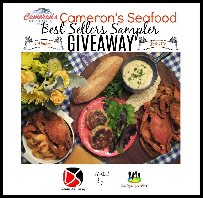 Seafood Sampler Giveaway