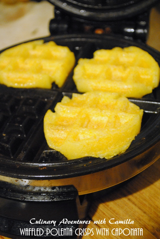 how to cook pre cooked polenta